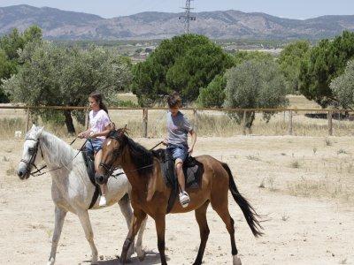 Camp in inglese ad Alicante 15 agosto