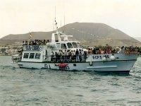 paseando en barco
