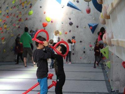 Kid's Entrance Climbing, Whole Day, Olot