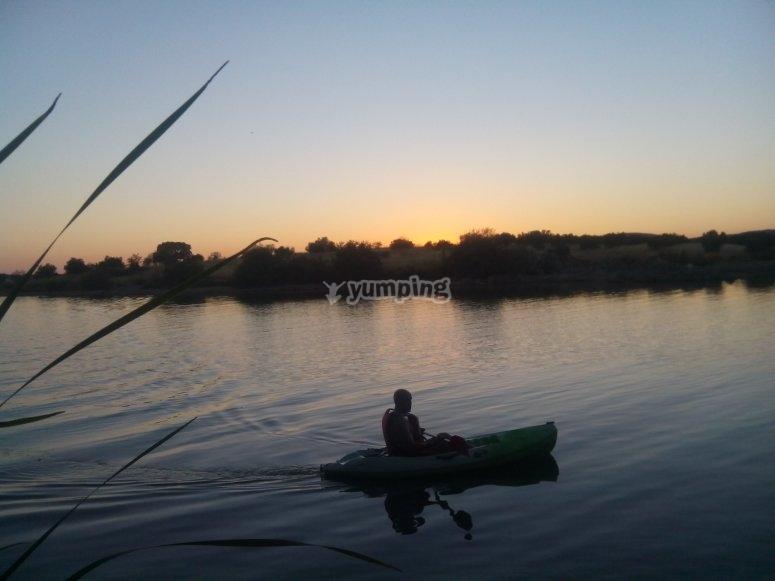 Conduce un kayak en Ciudad Real