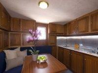 cocina y salon