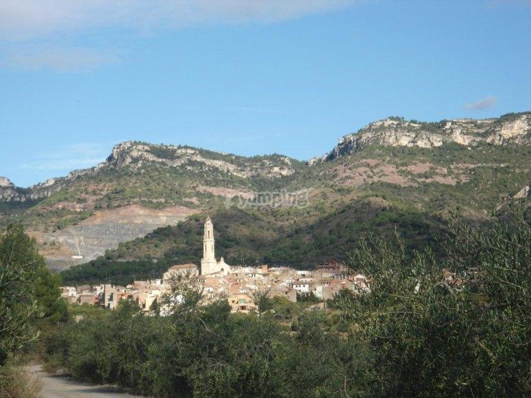 Visit Alforja