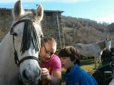 Stay-In Equestrian Camp in Molló, 6-Day July