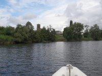 Gita in barca dalla Costa Quebrada