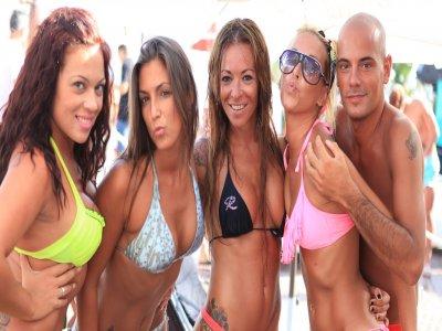 Bachelor Party Bicibarra + Beach Party, Málaga