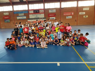 Campamento urbano en inglés en Pravia 3 semanas