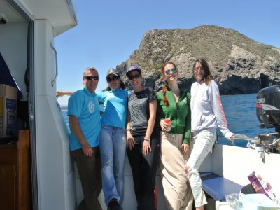 Giro in barca Isla Hormigas a Murcia 4 ore