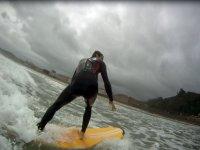 Perfeccionando tecnicas de surf