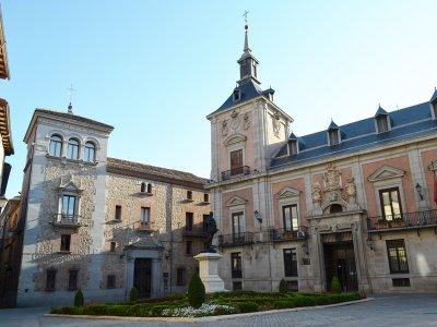 Visita guiada Madrid Austrias colegios institutos