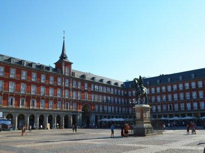 Gymkana Madrid de los Austrias colegios institutos