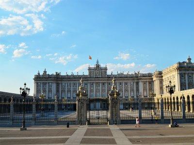 Bourbons Madrid Gymkhana schools,high schools