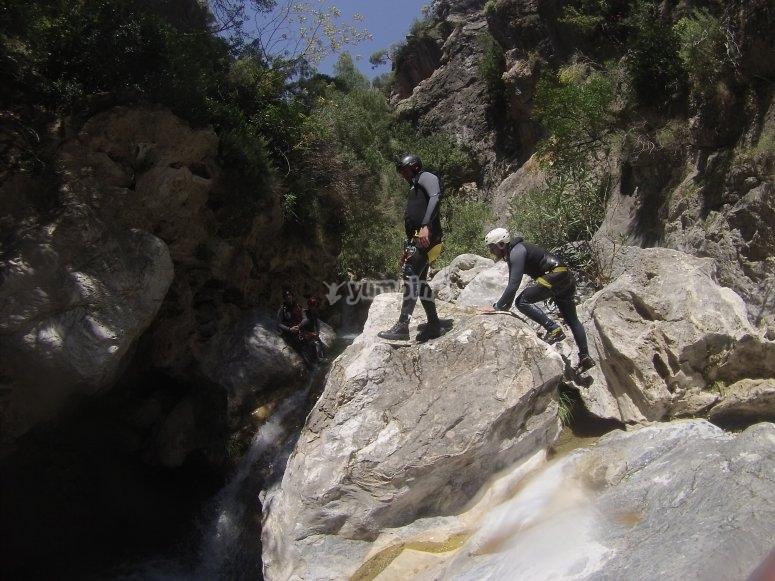 Rio Verde en Granada