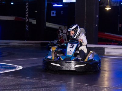 Kid´s Karting Race Indoor Circuit, Coruña