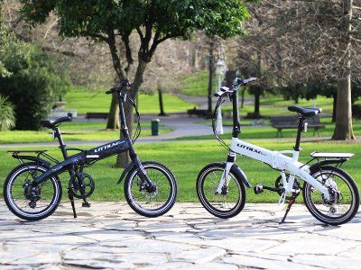 Ebike Litthium Route in Santander + Tapeo, 3h