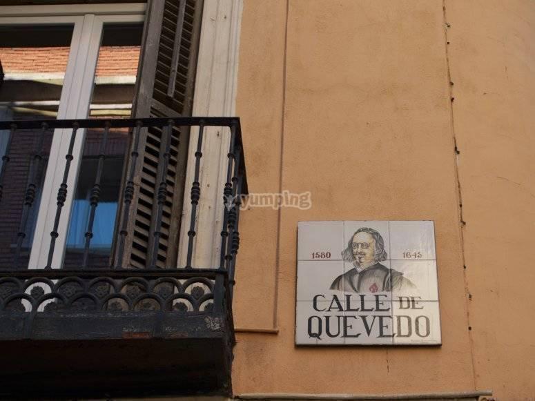 Calle Quevedo
