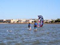 加的斯湾风筝冲浪课程
