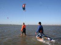 加的斯风筝冲浪课程