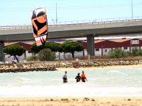 加的斯湾风筝冲浪