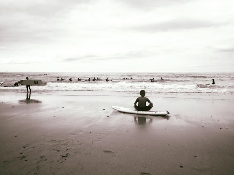 Pratica di surf