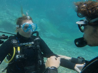 Padi Discover Scuba Diving in Tenerife, 3 Days