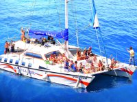 Monta en Catamaran