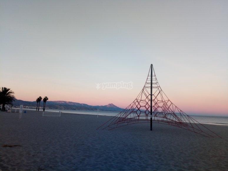 La Playa de Alicante