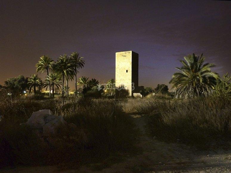Paisaje de Alicante