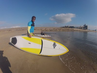 Delta Kite SUP Paddle Surf