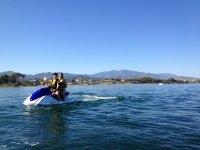 Alquiler de moto acuática doble en Estepona 15 min