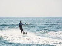 Water Skiing Practice in Platja d'Aro, for 1 Hour