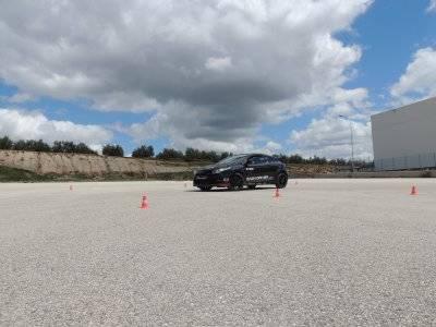 Corso di guida difensiva ad Antequera 2h