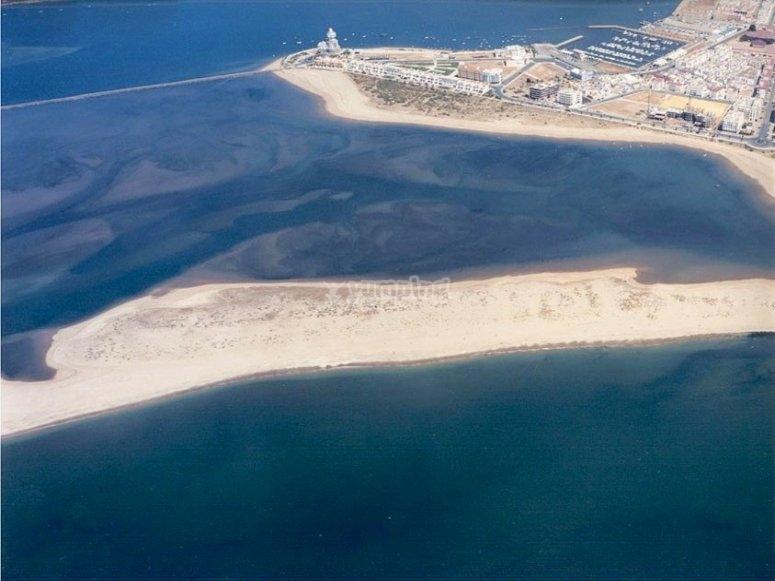 Curso de kitesurf en laguna