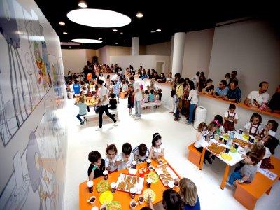 Fiesta de cumpleaños en Coruña con menú y juegos