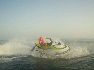 Ruta en moto de agua por la Costa Almerinse 1 hora