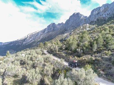 Excursión 4x4 día completo en Benisa NIÑOS