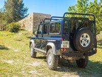 Ruta en Land Rover privada