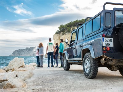 Tour privato Sunset Sunset 4x4 ad Alicante