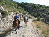 Travesías a caballo por Ávila