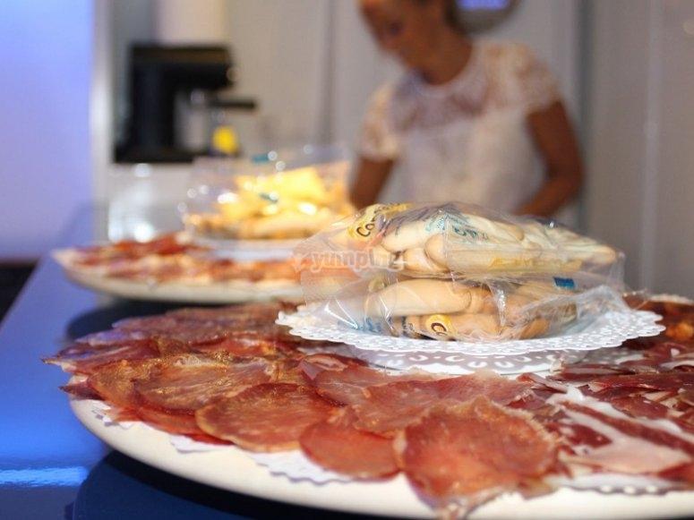 Iberian appetizers