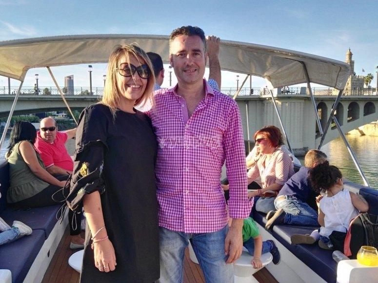 Couple on board