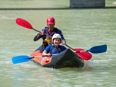 Canoe Tour for Families, Huesca 3h KIDS