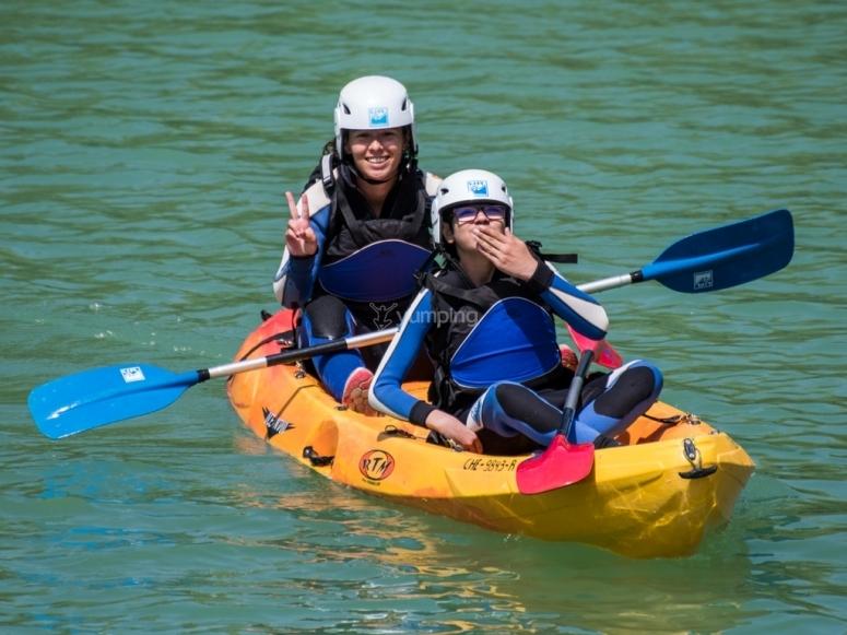 Descenso en canoa para todos