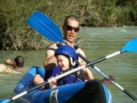 Canoe Trip Descent River Gállego 3h, ADULT