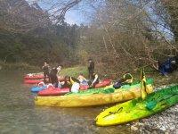 Descenso en canoa inolvidables