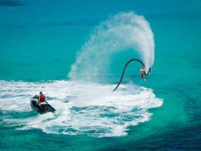 Flyboard en Formentera para grupos 1 hora 5 pax