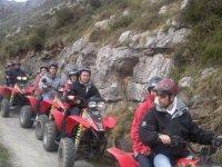Recorridos en quad por Asturias