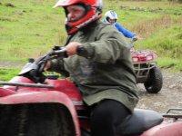 en los quads mas divertidos