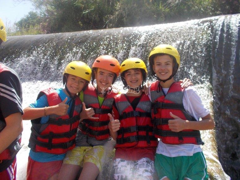 Peques aventureros