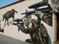 Paintball Match in Valladolid w. 150 Balls