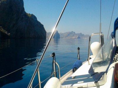 Alquilar un velero en Mallorca media jornada